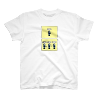 現代的忍者 T-shirts