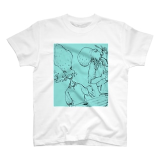 Ink. onecolor T-Shirt