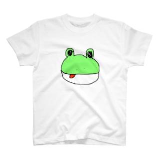 ガチガエル T-shirts