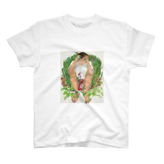 なんとなく夏 T-shirts