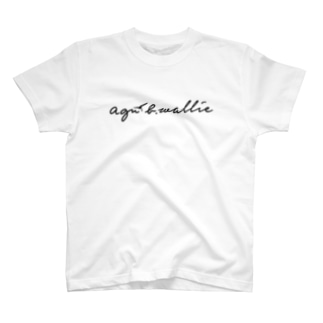 aginsbwallie T-shirts