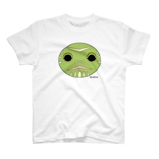 亀の顔です T-shirts