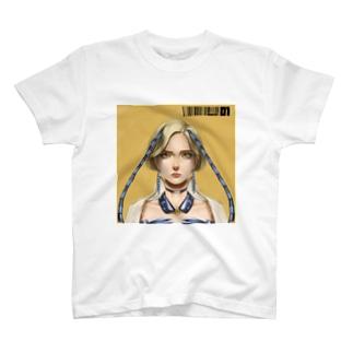 Bugs Girl - No.01 T-shirts