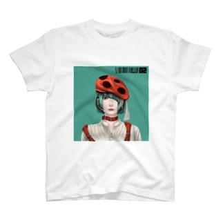 Bugs Girl - No.02 T-shirts