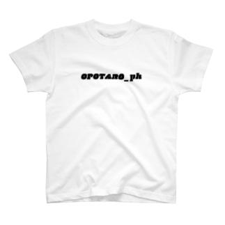 opotaro_ph ロゴグッズ T-shirts