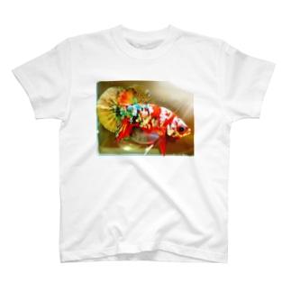 ベタ♡ギャラクシー T-shirts