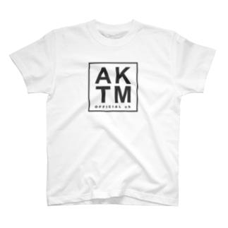 あけたまロゴ1 T-Shirt