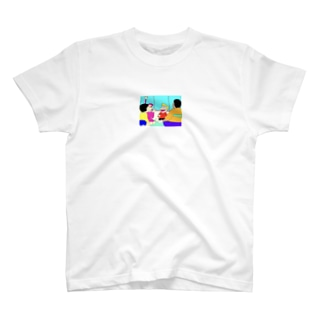 REPRESENT YOBITSUGI PAKURI T-shirts