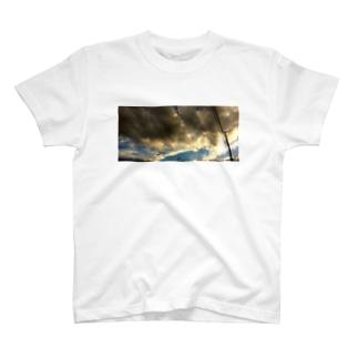 「invader」Tシャツ T-shirts