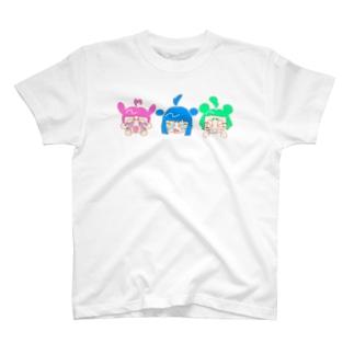 うぉ〜あいに〜 T-shirts
