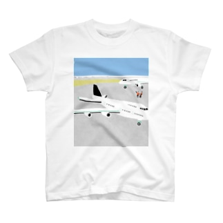 Airport T-shirts
