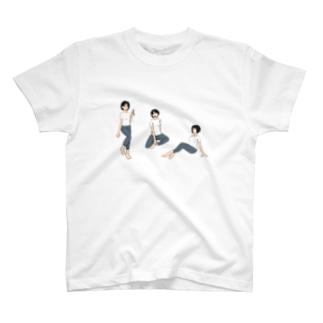ヘルシーおんなのこ T-shirts