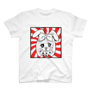血達磨奇譚 T-shirts