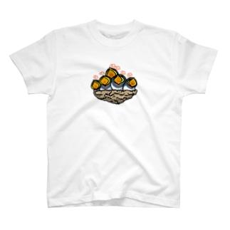 くれくれくれくれ(ツバメ) T-shirts