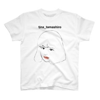 玉城ティナ非公認グッズ T-shirts