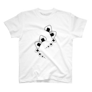 おむすびころりん T-shirts