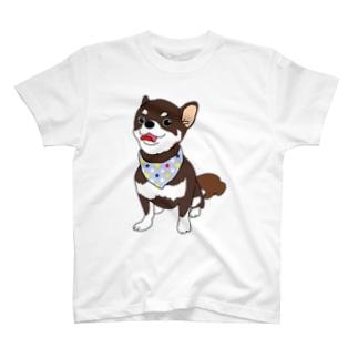 チワワのコロン T-shirts