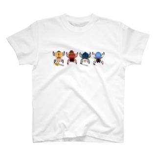 スパイダーキラーズ T-shirts