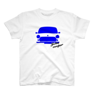 可愛いクルマ T-shirts