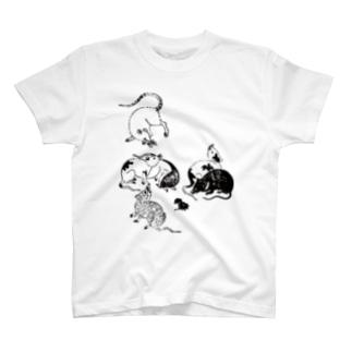 ねずみ2 T-shirts
