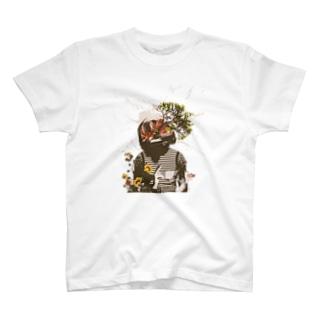 コラージュシャツvol.2 T-shirts