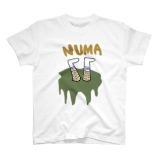 NUMA T-shirts