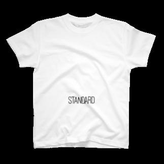 しもんのSTANDARDTシャツ T-shirts