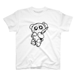 めんべあちゃん「もうむりちぬ。」 T-Shirt