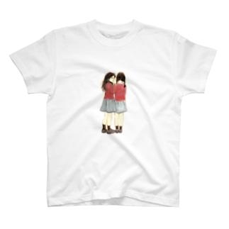 内緒話 T-shirts
