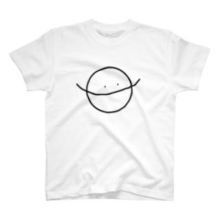 めーちゃん(シンプル) T-shirts