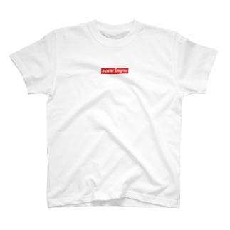 修士号 T-shirts