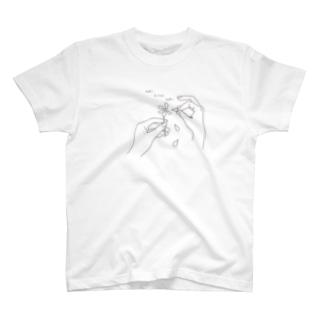 花占い suki kirai suki T-shirts