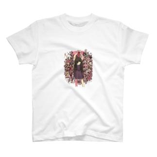 囚われた女のコ T-shirts