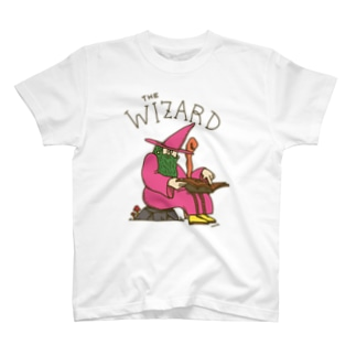 THE WIZARD (A) T-shirts