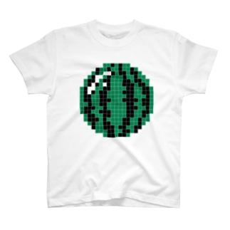 おいすいか T-shirts