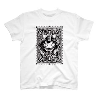 メカラウロコ T-shirts