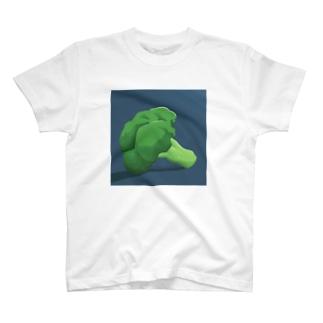 夜明けのブロッコリー T-shirts