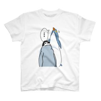 こーてぃ親子 T-shirts