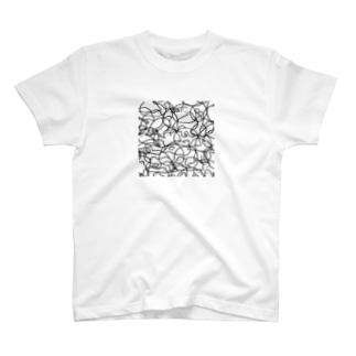 みちみちライチョウ □ T-shirts