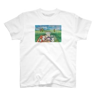 yonshirouのぎょうざちゃんの兄弟 T-shirts