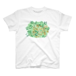 私の好きなバラ T-shirts