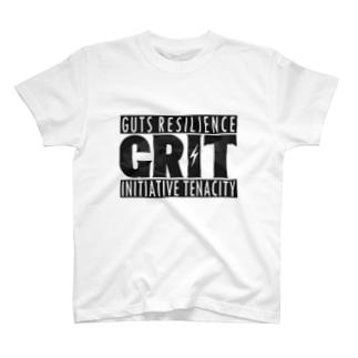 GRIT T-shirts