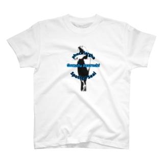ゴマフアザラシ T-shirts