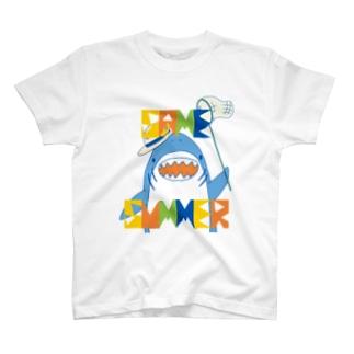 背アリSAME_SUMMER T-shirts