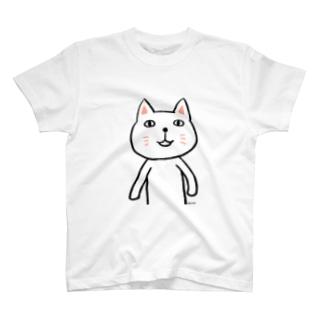 にゃーんさん T-shirts