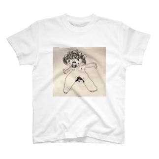 100mg男と戦うぞ! T-shirts