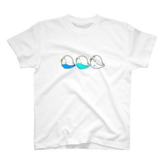 ハルクイン三姉妹 T-shirts