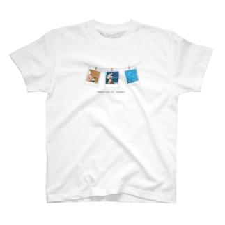 memories of summer T-shirts
