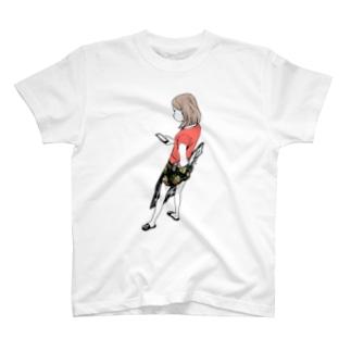 キャッチギャルTシャツ T-shirts