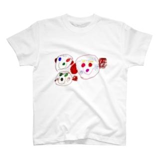いっちゃんかぞく T-shirts